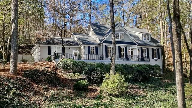 4944 Carol Lane, Atlanta, GA 30327 (MLS #6809240) :: RE/MAX Prestige