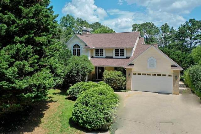 3050 Upper Bethany Road, Jasper, GA 30143 (MLS #6809276) :: Path & Post Real Estate