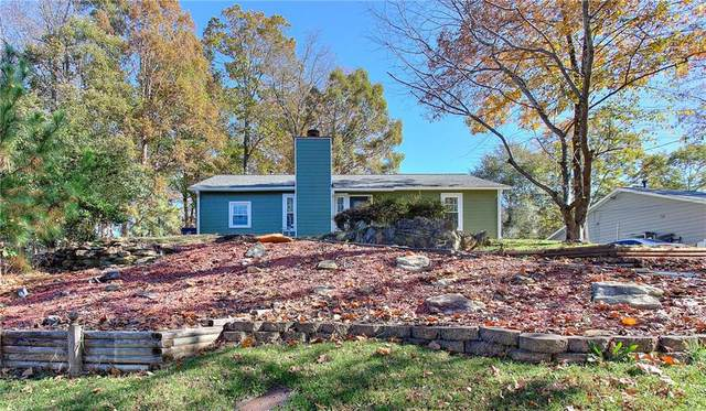2130 Woodvalley Close, Norcross, GA 30071 (MLS #6809338) :: Rock River Realty