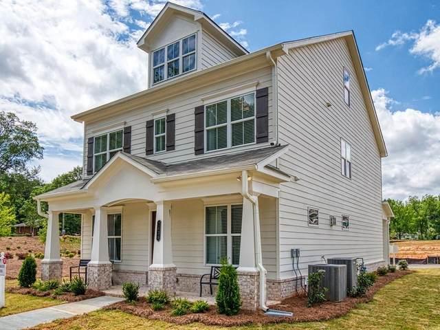 2329 Echelon Lane, Smyrna, GA 30080 (MLS #6809422) :: North Atlanta Home Team