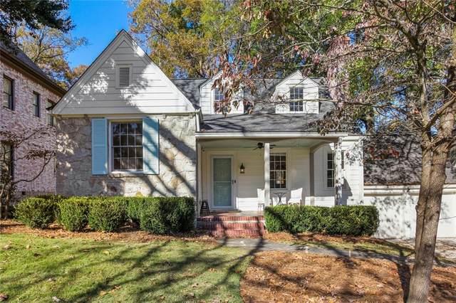 742 Greenview Avenue NE, Atlanta, GA 30305 (MLS #6809778) :: Oliver & Associates Realty