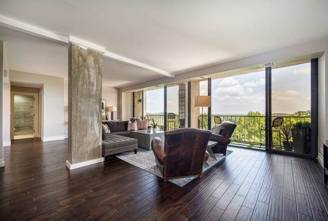 145 15th Street NE #817, Atlanta, GA 30309 (MLS #6809786) :: Path & Post Real Estate