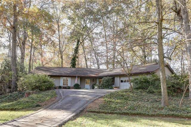5231 Seaton Drive, Dunwoody, GA 30338 (MLS #6809812) :: Dillard and Company Realty Group