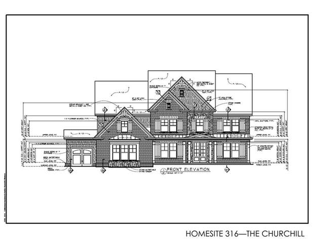 203 Grandmar Chase, Canton, GA 30115 (MLS #6809880) :: North Atlanta Home Team