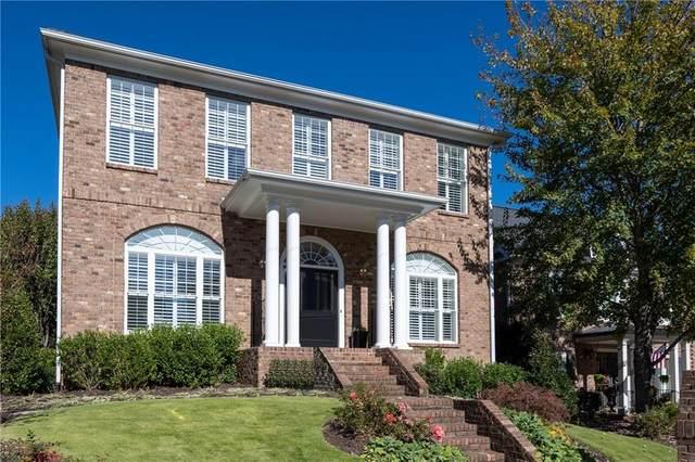 1430 NE Canoochee Drive NE, Brookhaven, GA 30319 (MLS #6810011) :: Dillard and Company Realty Group