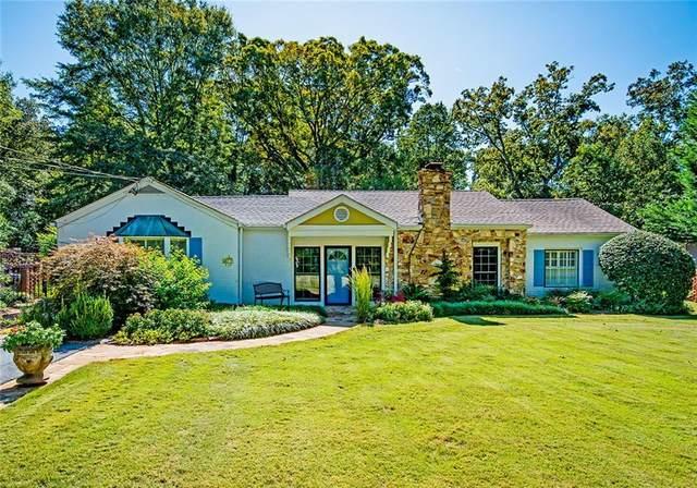 639 Kirk Rd, Decatur, GA 30030 (MLS #6810075) :: Keller Williams Realty Atlanta Classic