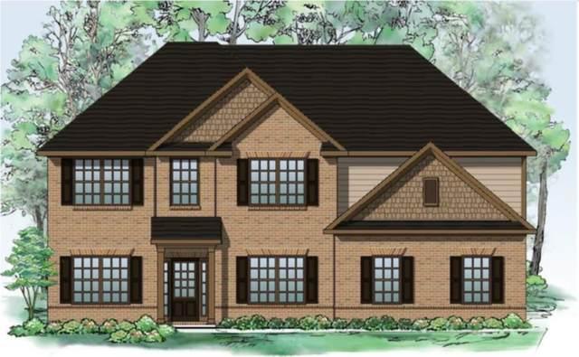 3829 The Great Drive, Atlanta, GA 30349 (MLS #6810370) :: Tonda Booker Real Estate Sales