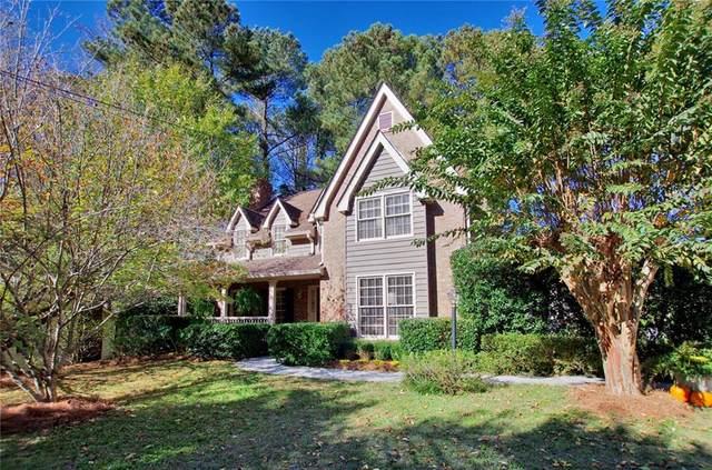 3928 Pleasant Shade Drive, Atlanta, GA 30340 (MLS #6810426) :: North Atlanta Home Team