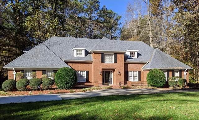 5790 Silver Ridge Drive, Stone Mountain, GA 30087 (MLS #6810516) :: North Atlanta Home Team