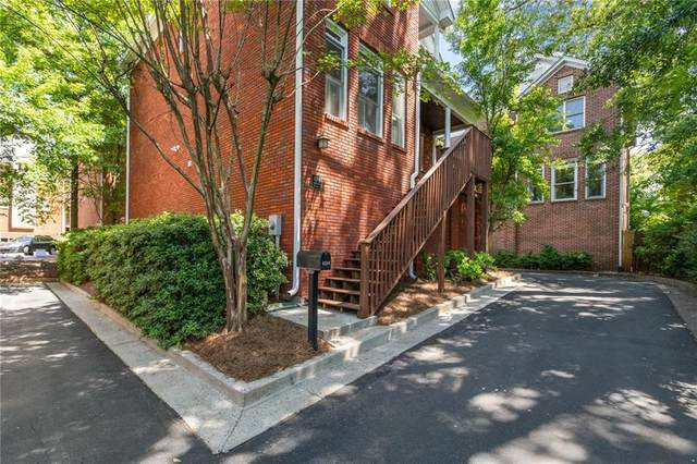 823 Saint Charles #6 Avenue NE, Atlanta, GA 30306 (MLS #6810582) :: Oliver & Associates Realty