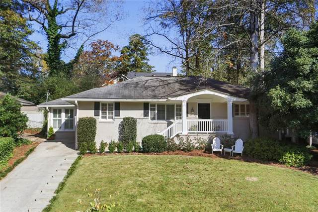 396 Valley Brook Drive NE, Atlanta, GA 30342 (MLS #6810613) :: Oliver & Associates Realty