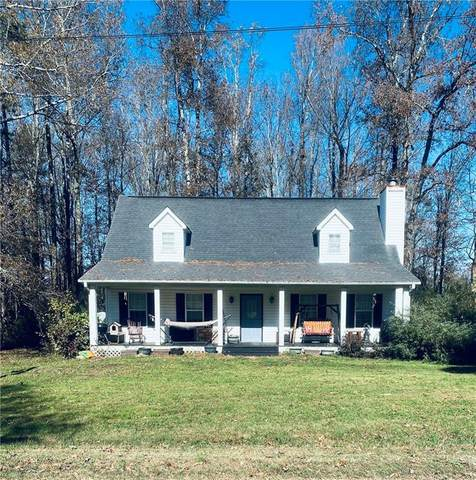 244 Carter Street, Clermont, GA 30527 (MLS #6810625) :: Dillard and Company Realty Group