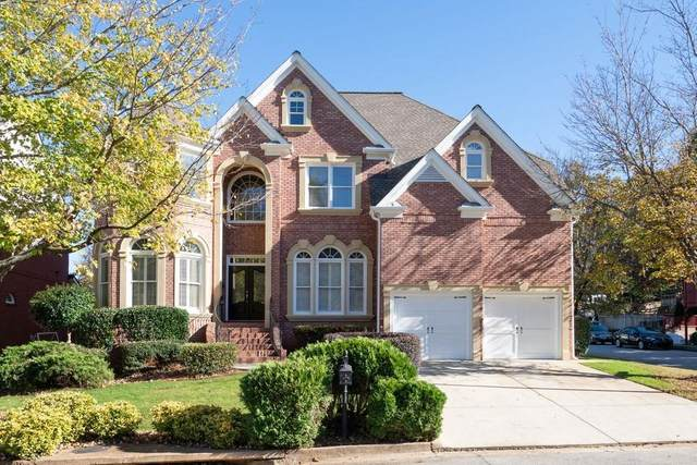 2351 Briarcliff Commons NE, Atlanta, GA 30345 (MLS #6810833) :: North Atlanta Home Team