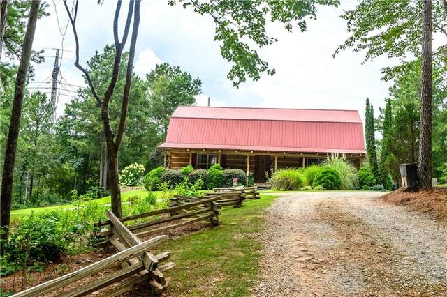 155 Cavender Creek, Carrollton, GA 30116 (MLS #6810926) :: North Atlanta Home Team