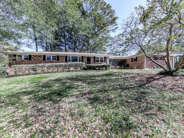 2390 Jewell Drive, Marietta, GA 30066 (MLS #6810978) :: Dillard and Company Realty Group