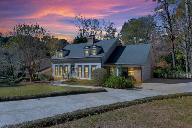 3487 Castleridge Drive, Tucker, GA 30084 (MLS #6811005) :: North Atlanta Home Team