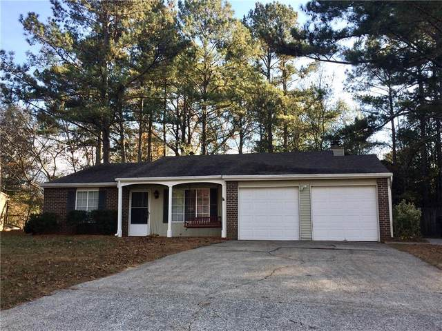 2821 Pine Meadow Drive, Marietta, GA 30066 (MLS #6811152) :: Kennesaw Life Real Estate