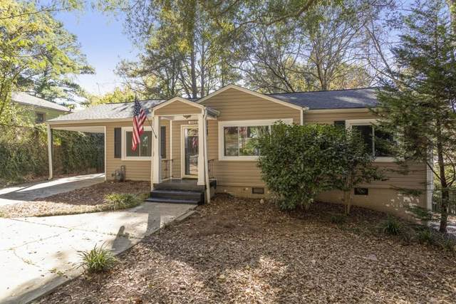 1022 Shepherds Lane NE, Atlanta, GA 30324 (MLS #6811175) :: Tonda Booker Real Estate Sales
