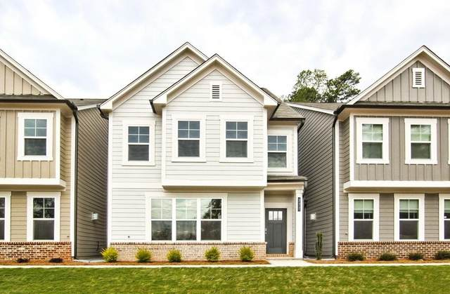 803 Belrose Drive #28, Smyrna, GA 30080 (MLS #6811355) :: Good Living Real Estate