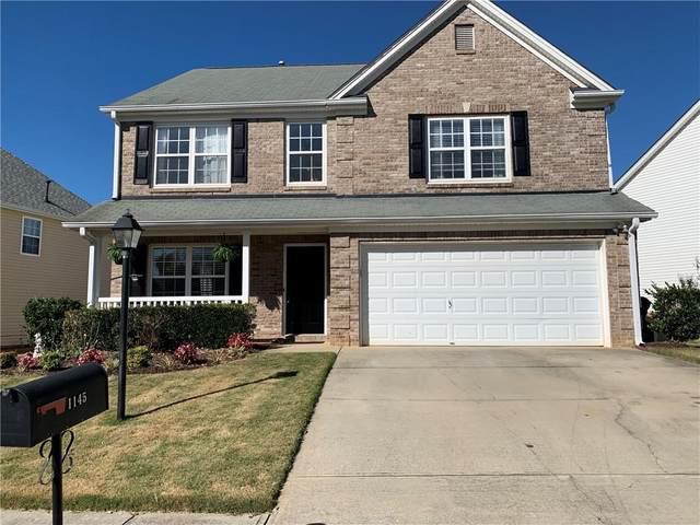 1145 Stony Point, Grayson, GA 30017 (MLS #6811356) :: North Atlanta Home Team