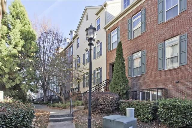 857 Perennial Drive, Atlanta, GA 30328 (MLS #6811358) :: AlpharettaZen Expert Home Advisors