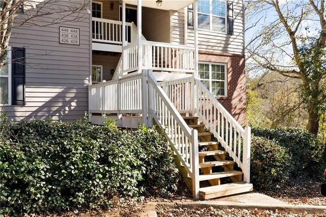 438 Teal Court #438, Roswell, GA 30076 (MLS #6811413) :: Dillard and Company Realty Group