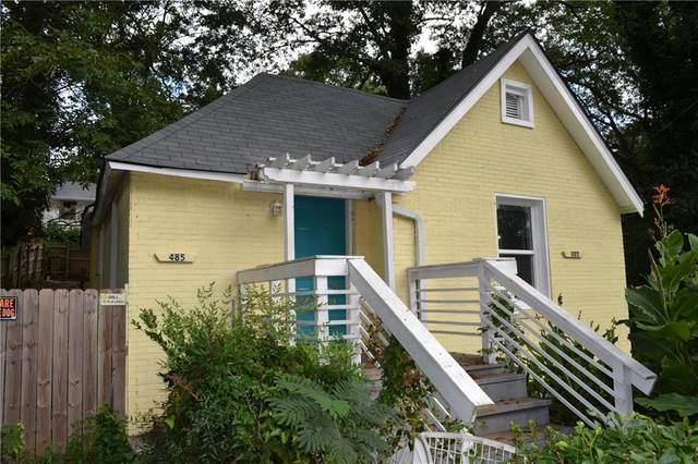 485 Dunbar Street SW, Atlanta, GA 30310 (MLS #6811615) :: KELLY+CO