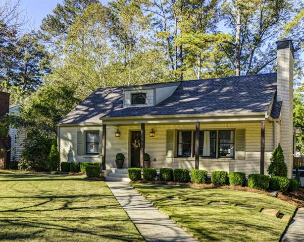 2304 Strathmore Drive, Atlanta, GA 30324 (MLS #6811712) :: The Zac Team @ RE/MAX Metro Atlanta