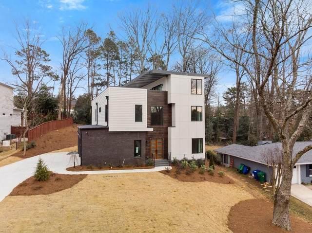 1257 Vista Valley Drive NE, Atlanta, GA 30329 (MLS #6811966) :: North Atlanta Home Team
