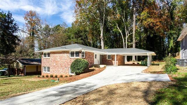 3688 Rockbridge Road, Stone Mountain, GA 30083 (MLS #6811967) :: Path & Post Real Estate