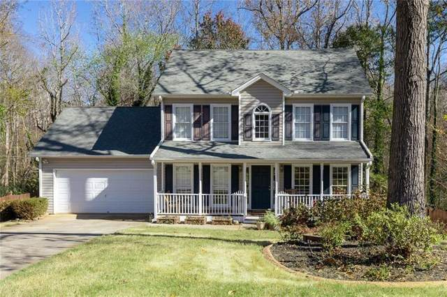 467 Camden Woods Drive, Dallas, GA 30157 (MLS #6812461) :: North Atlanta Home Team