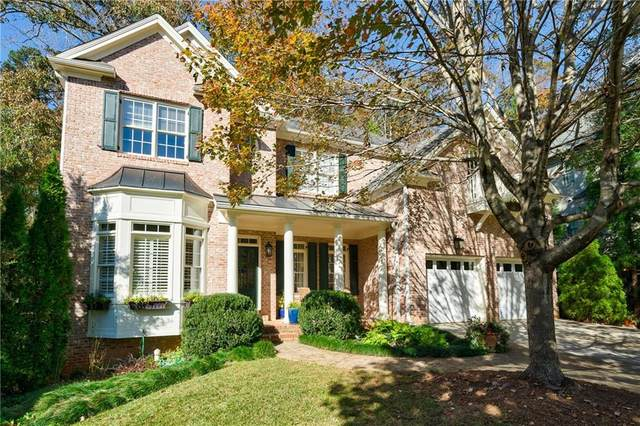4188 Glengary Drive NE, Atlanta, GA 30342 (MLS #6812475) :: North Atlanta Home Team