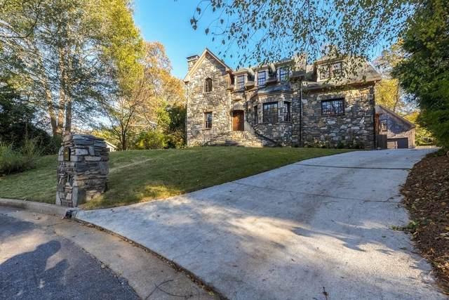 482 Ponce De Leon Manor NE, Atlanta, GA 30307 (MLS #6812511) :: The Heyl Group at Keller Williams