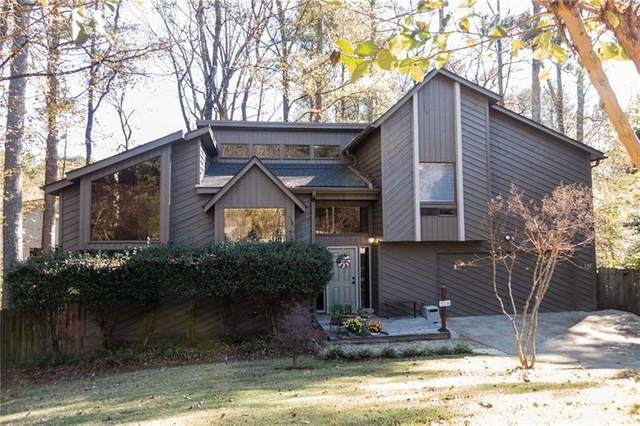 316 Sway Branch Lane NE, Kennesaw, GA 30144 (MLS #6812731) :: North Atlanta Home Team