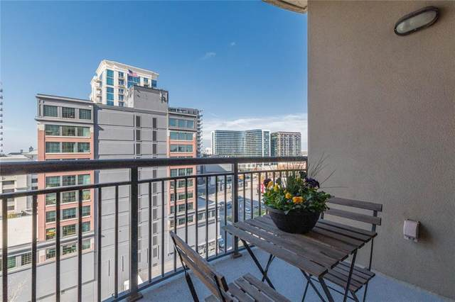 325 E Paces Ferry Road #1209, Atlanta, GA 30305 (MLS #6812802) :: The North Georgia Group