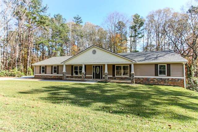 2810 Mack Dobbs Road NW, Kennesaw, GA 30152 (MLS #6812812) :: Path & Post Real Estate
