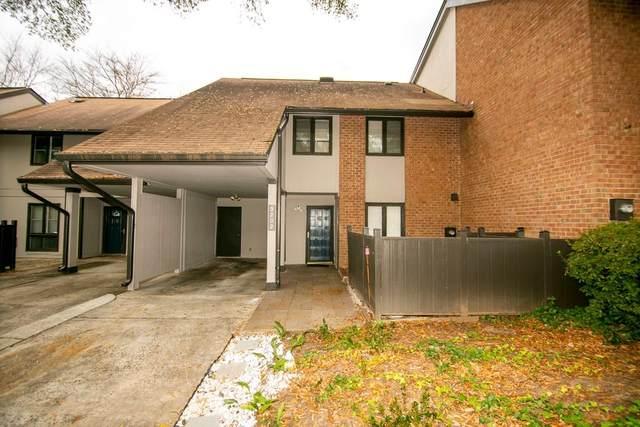 3202 Clairmont North #3202, Brookhaven, GA 30329 (MLS #6812876) :: The Justin Landis Group