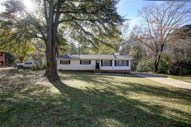 183 Beaver Pond Drive, Woodstock, GA 30188 (MLS #6812919) :: Kennesaw Life Real Estate
