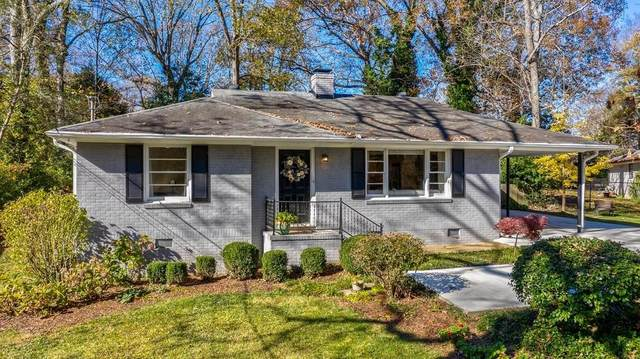 203 Indian Trail, Marietta, GA 30068 (MLS #6813068) :: North Atlanta Home Team