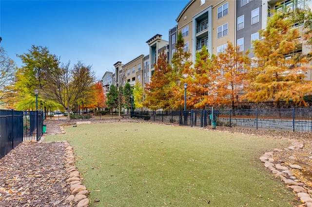 390 17th Street NW #6017, Atlanta, GA 30363 (MLS #6813292) :: North Atlanta Home Team