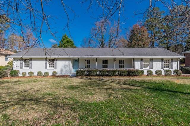 371 Havilon Way SE, Smyrna, GA 30082 (MLS #6813396) :: The North Georgia Group