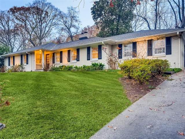 510 Forest Hills Drive, Sandy Springs, GA 30342 (MLS #6813418) :: The Zac Team @ RE/MAX Metro Atlanta