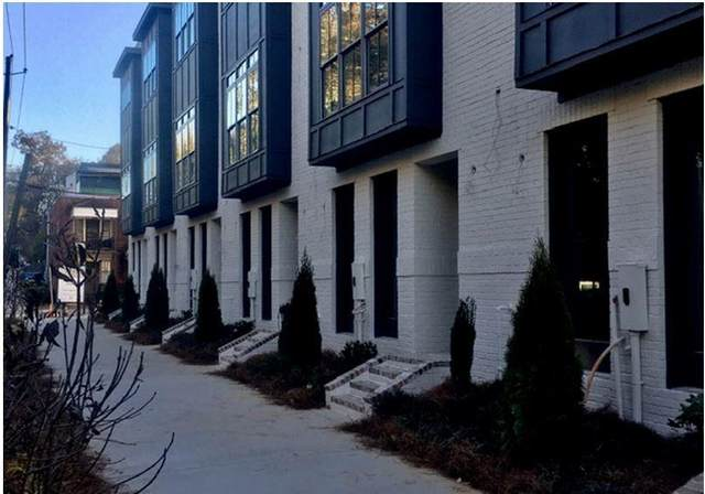 574 Boulevard Place NE #8, Atlanta, GA 30308 (MLS #6813432) :: Dillard and Company Realty Group