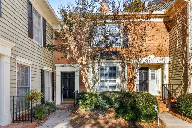 27 Mount Vernon Circle, Atlanta, GA 30338 (MLS #6813789) :: The North Georgia Group