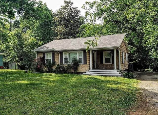 1145 Barnes Mill Road, Marietta, GA 30062 (MLS #6813804) :: Path & Post Real Estate