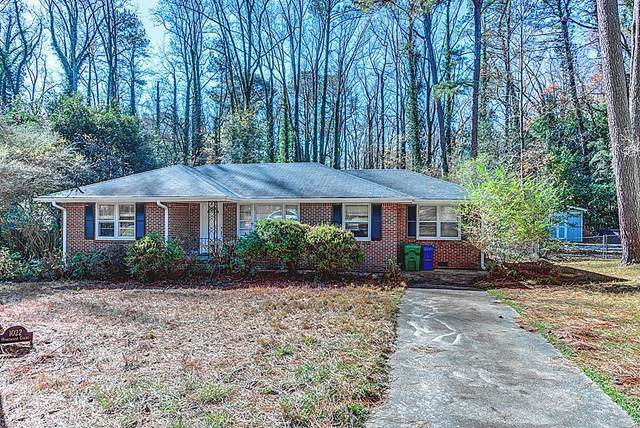 1022 Homewood Court, Decatur, GA 30033 (MLS #6813909) :: KELLY+CO
