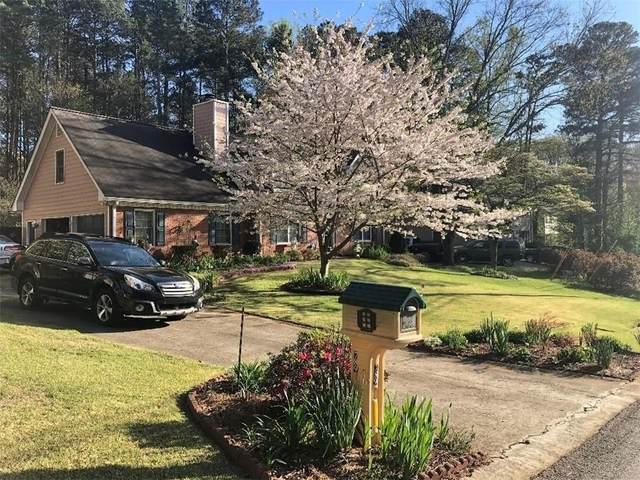 789 Slew Avenue, Lawrenceville, GA 30043 (MLS #6814070) :: North Atlanta Home Team