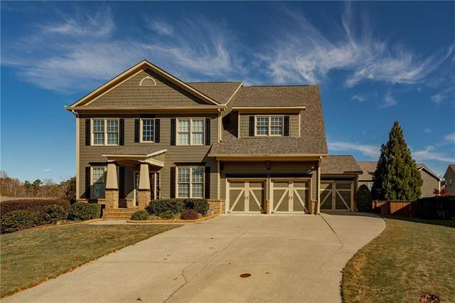 704 Tipperary Drive, Acworth, GA 30102 (MLS #6814082) :: Path & Post Real Estate