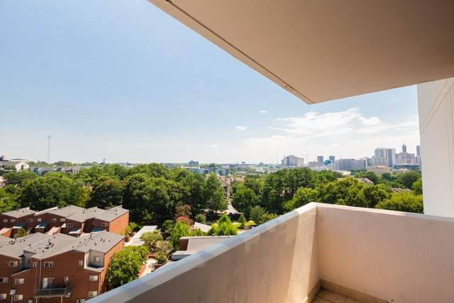 375 Ralph Mcgill Boulevard NE #902, Atlanta, GA 30312 (MLS #6814159) :: The North Georgia Group