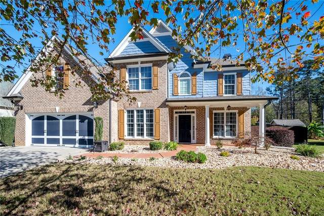 4612 Saddle Gate Lane, Acworth, GA 30101 (MLS #6814217) :: Path & Post Real Estate